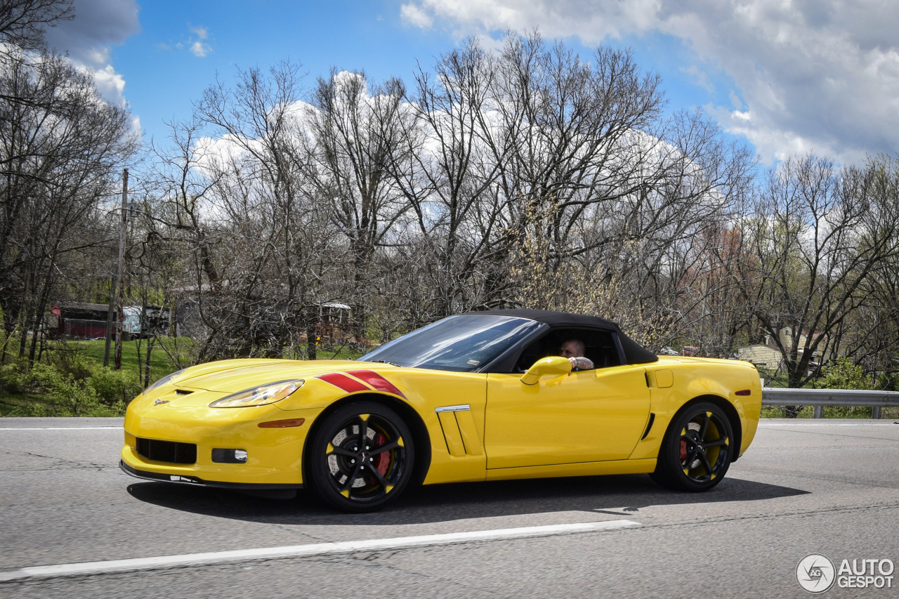 chevrolet corvette c6 grand sport convertible 11 april 2016 autogespot. Black Bedroom Furniture Sets. Home Design Ideas