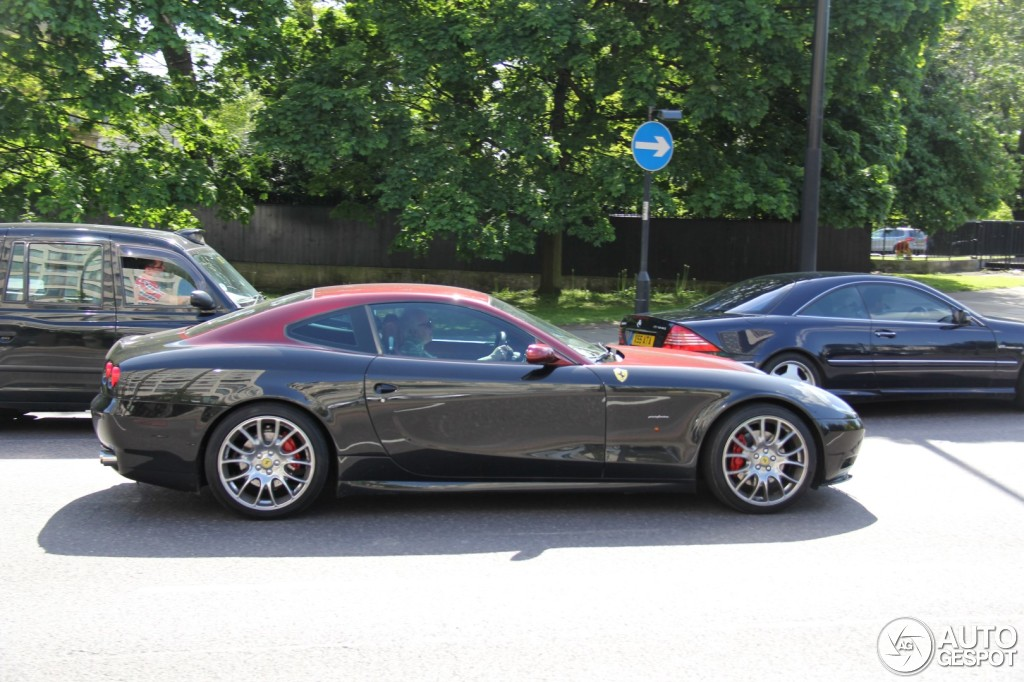 Ferrari 612 Sessanta 11 April 2016 Autogespot