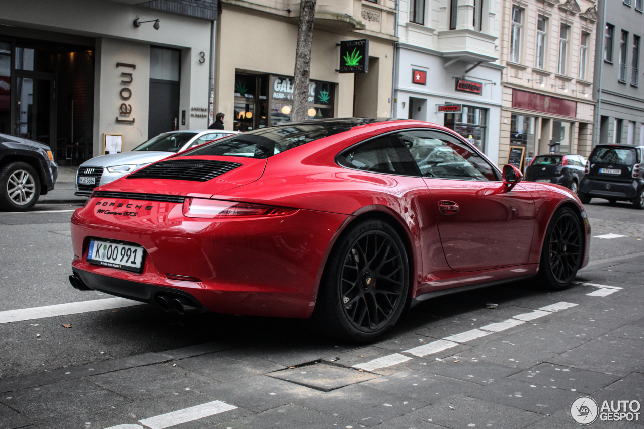 porsche 991 carrera gts 12 april 2016 autogespot. Black Bedroom Furniture Sets. Home Design Ideas