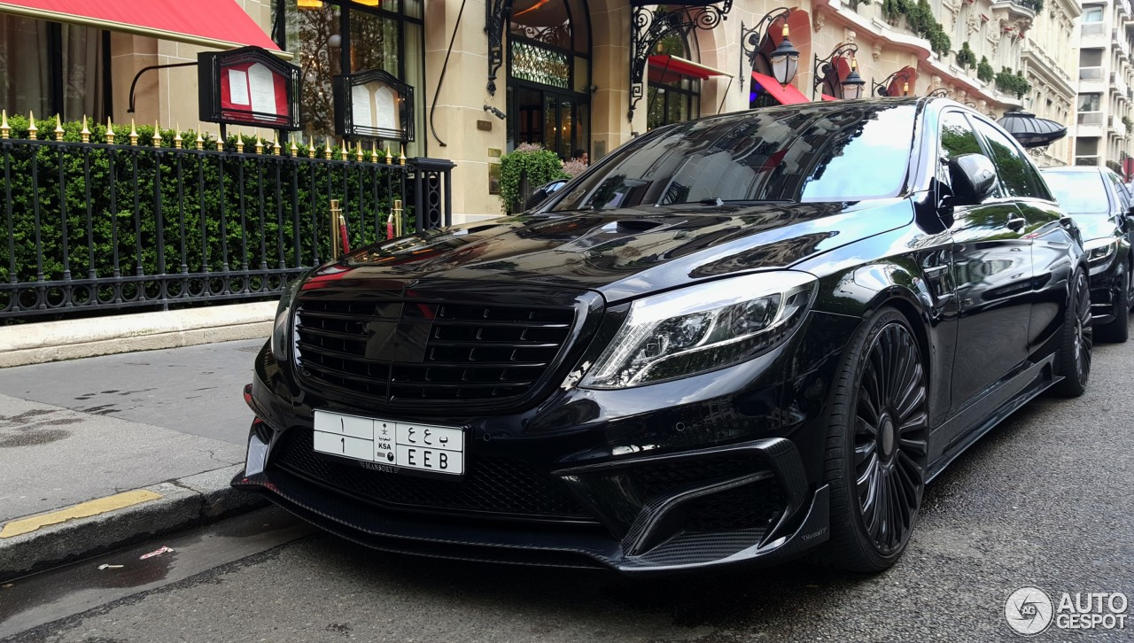 Mercedes benz mansory s63 amg w222 13 april 2016 for Garage mercedes bron