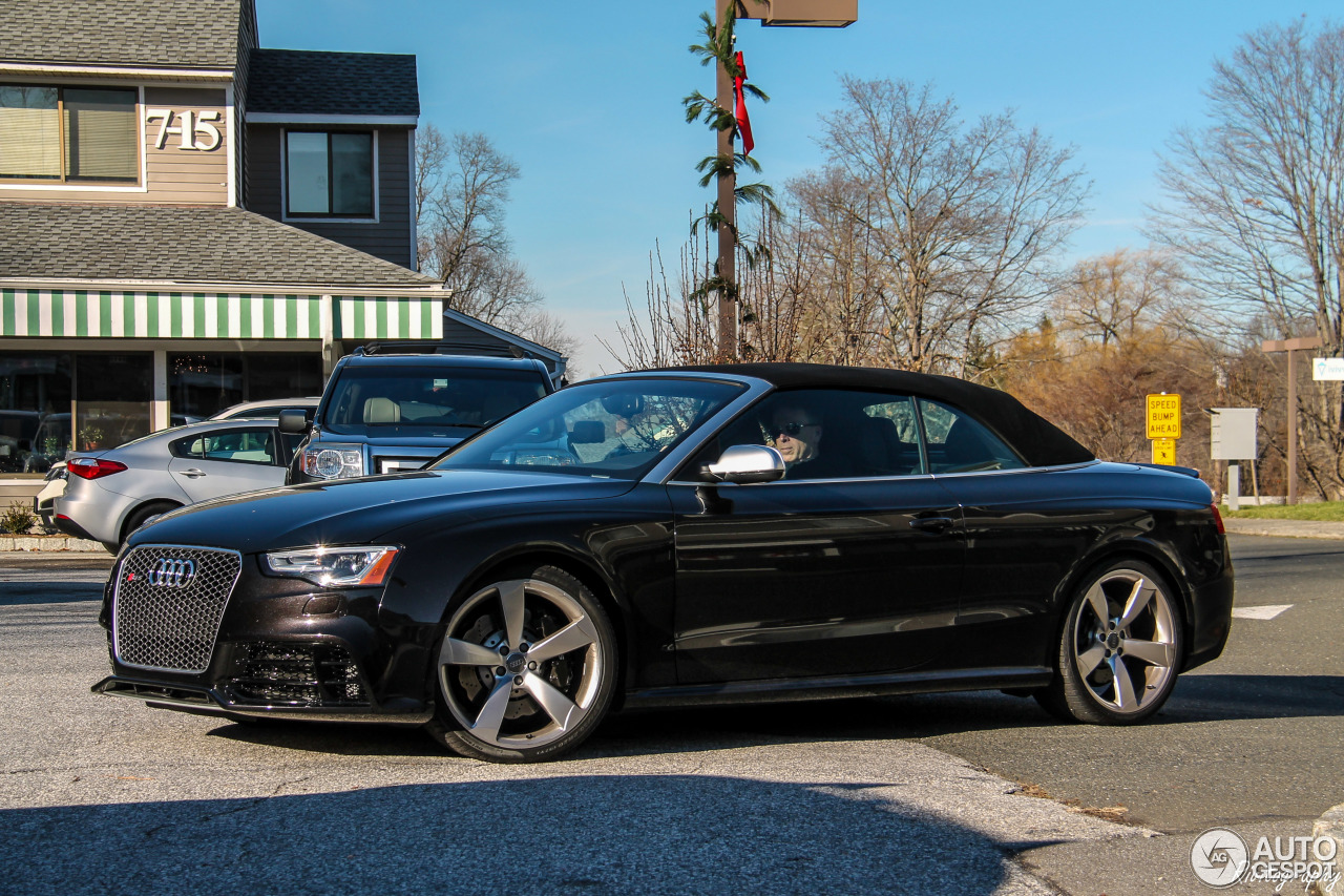 Audi Rs5 Cabriolet B8 14 April 2016 Autogespot
