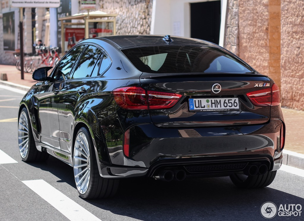 Bmw Hamann X6 M F86 14 April 2016 Autogespot