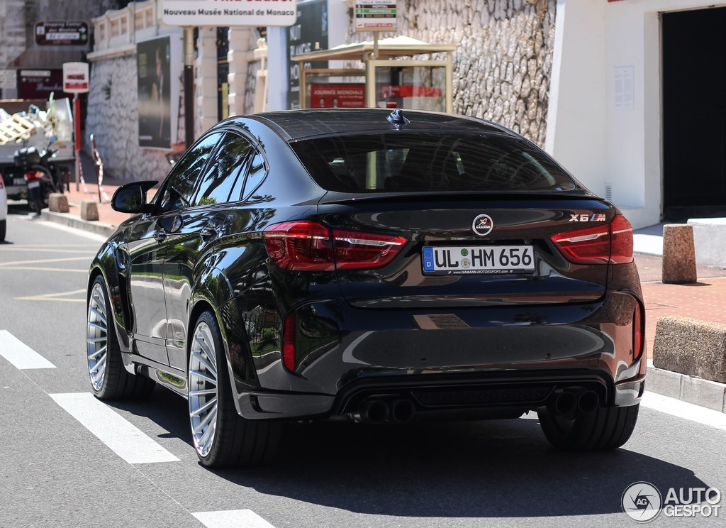 BMW Hamann X6 M F86 - 14 April 2016 - Autogespot