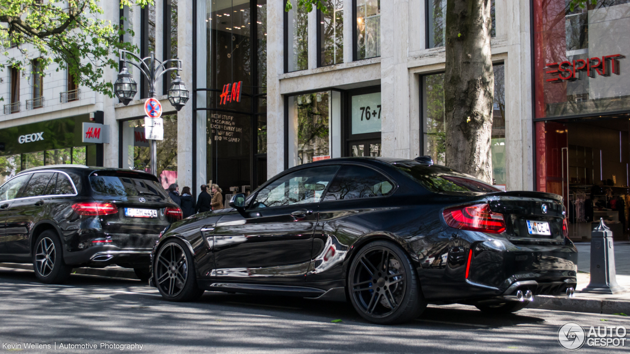 Bmw M2 Coup 233 F87 16 April 2016 Autogespot