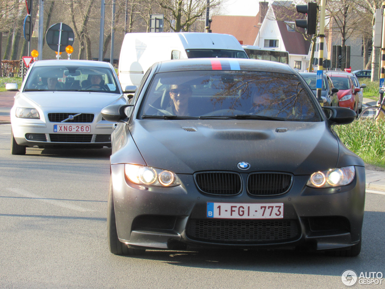 BMW M3 E92 Coupé DTM Champion Edition - 16 April 2016 - Autogespot