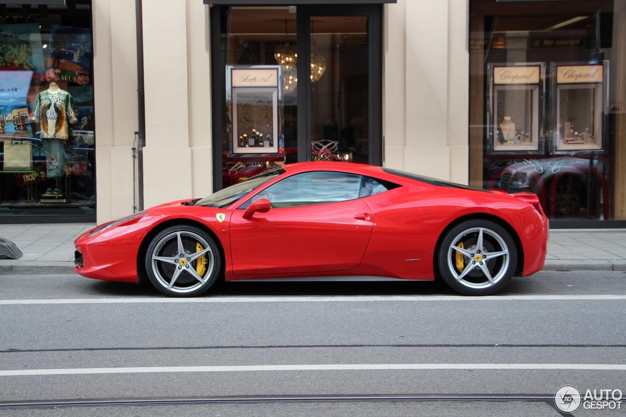 2016 ferrari 458 italia - photo #12