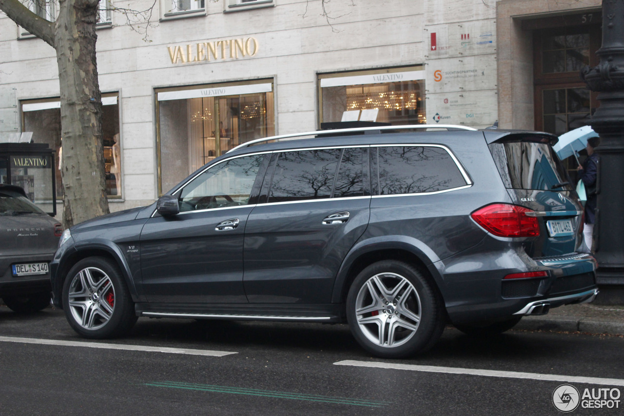 mercedes benz gl 63 amg x166 16 april 2016 autogespot. Black Bedroom Furniture Sets. Home Design Ideas