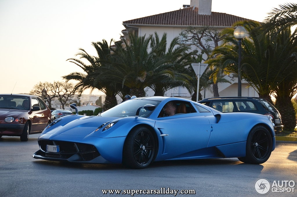 Pagani Huayra For Sale >> Pagani Huayra Pacchetto Tempesta - 16 April 2016 - Autogespot
