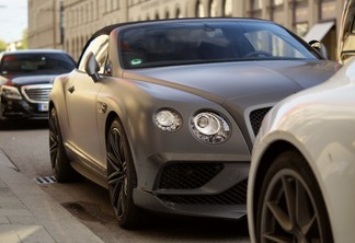 Bentley Bentley Startech Continental GTC Speed 2016
