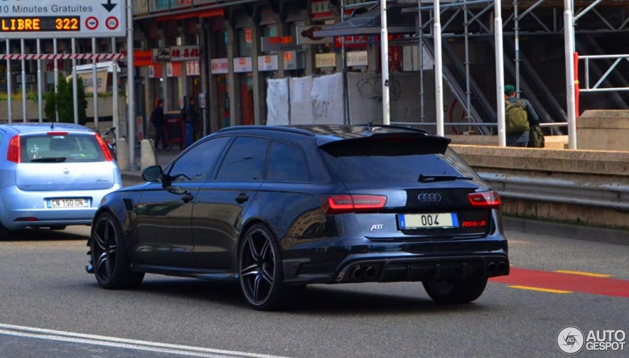 Audi Abt Rs6 R Avant C7 17 April 2016 Autogespot