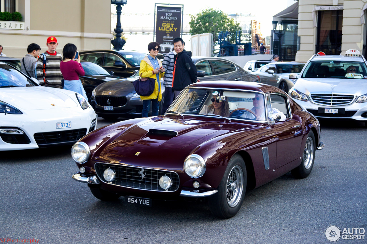 ferrari 250 gt swb berlinetta 17 april 2016 autogespot. Black Bedroom Furniture Sets. Home Design Ideas