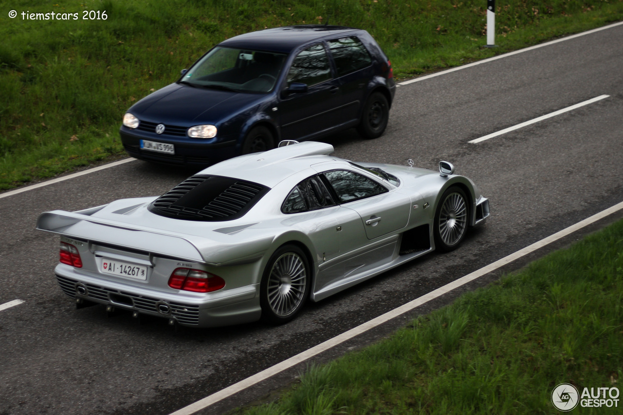 Mercedes Benz Clk Gtr Amg 17 April 2016 Autogespot