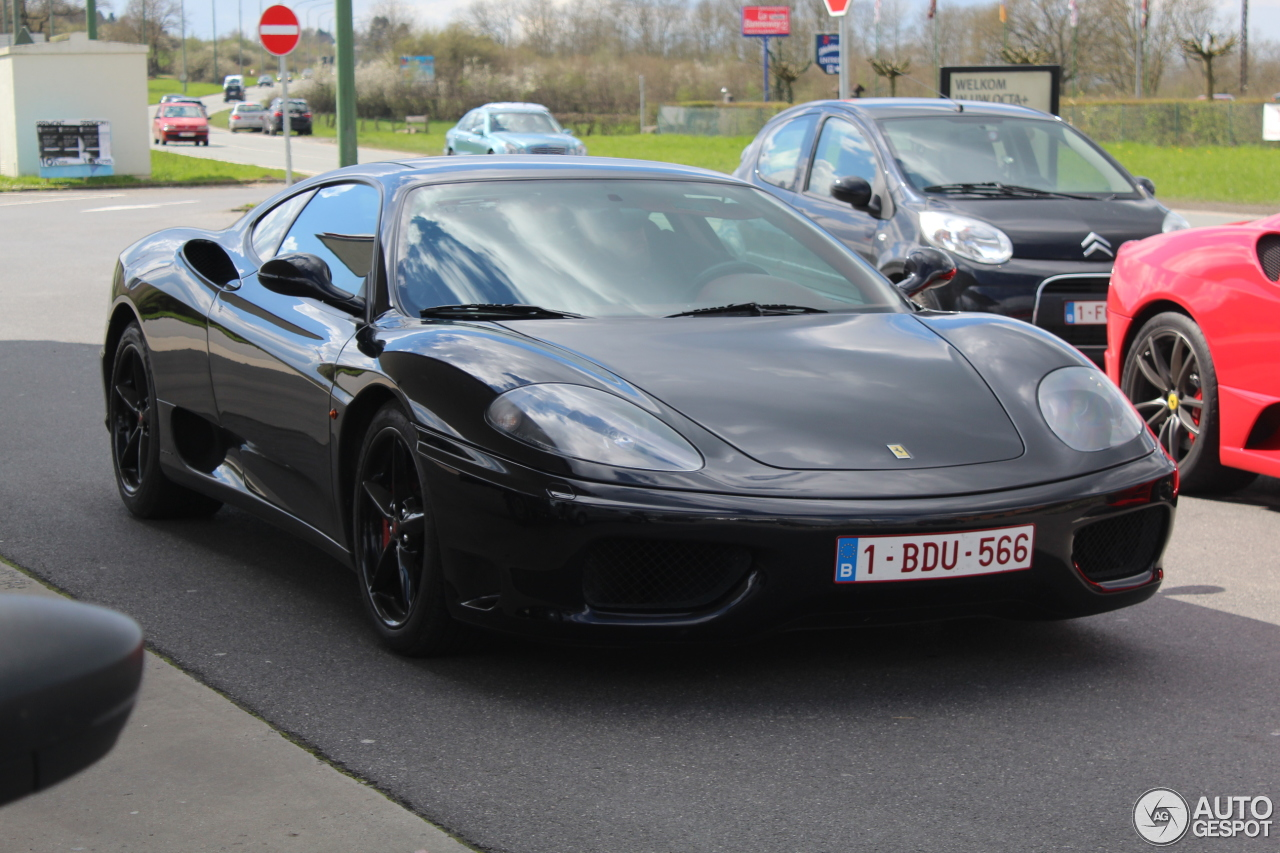 ferrari 360 modena 18 april 2016 autogespot. Black Bedroom Furniture Sets. Home Design Ideas