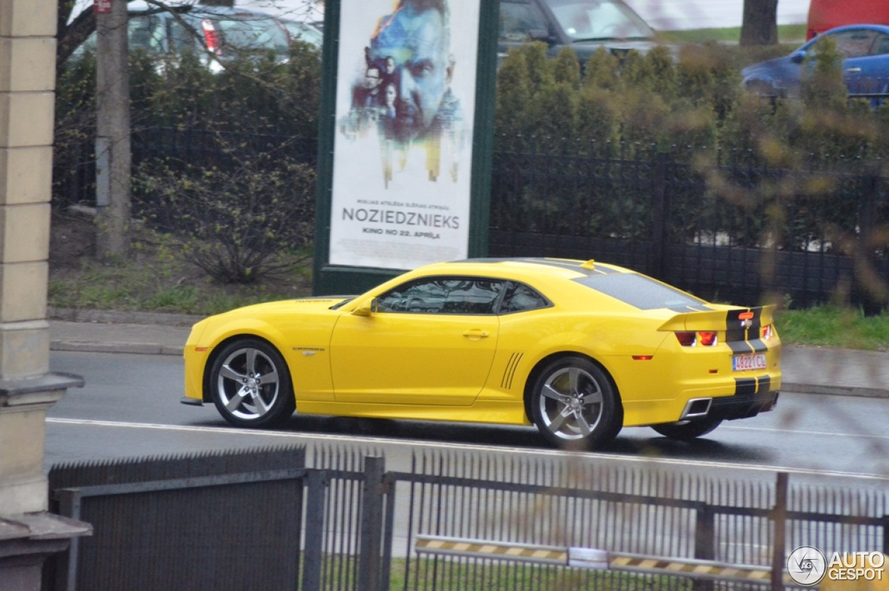 chevrolet camaro ss transformers edition 19 april 2016 autogespot. Cars Review. Best American Auto & Cars Review