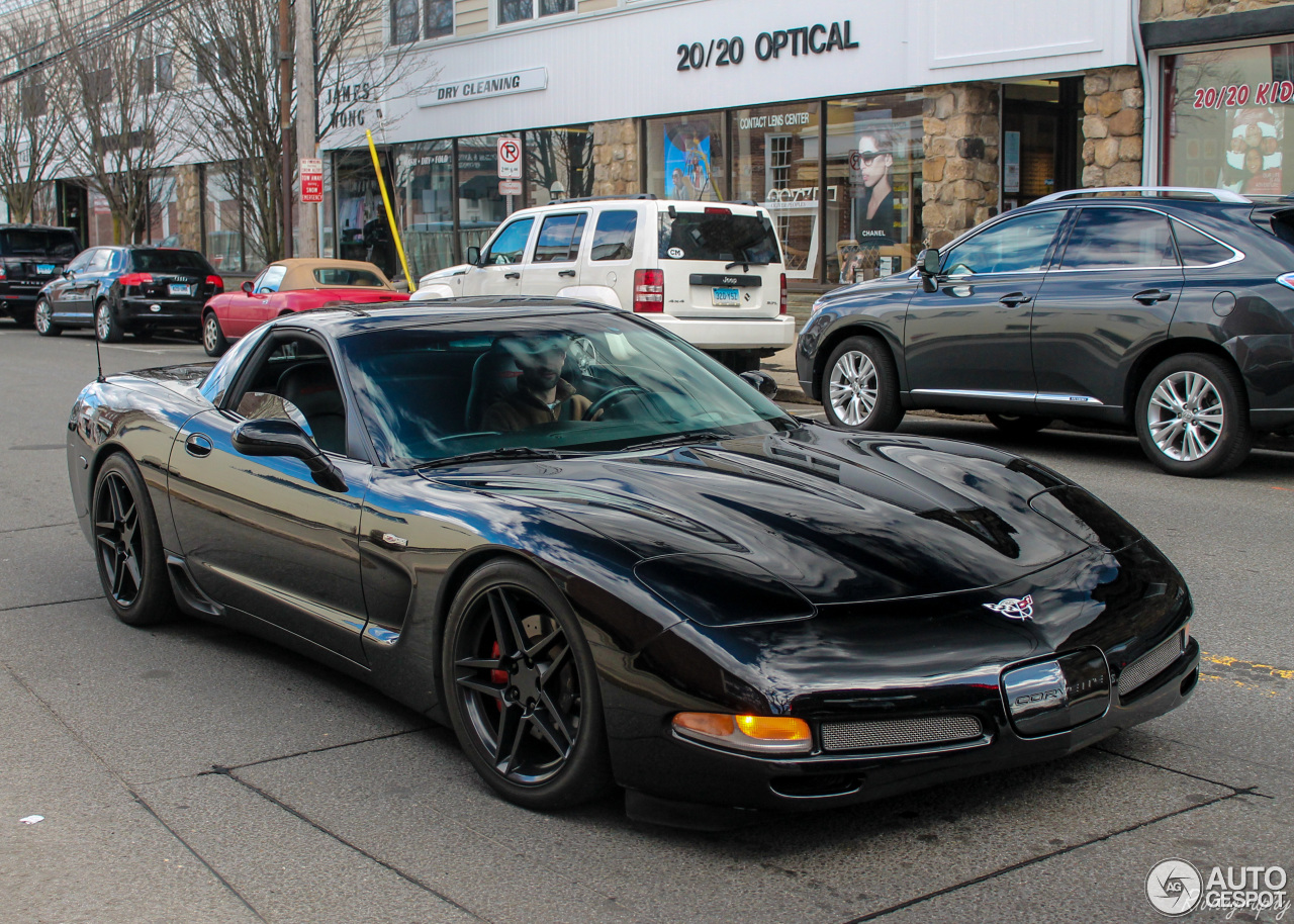 Chevrolet Corvette C5 Z06 19 April 2016 Autogespot