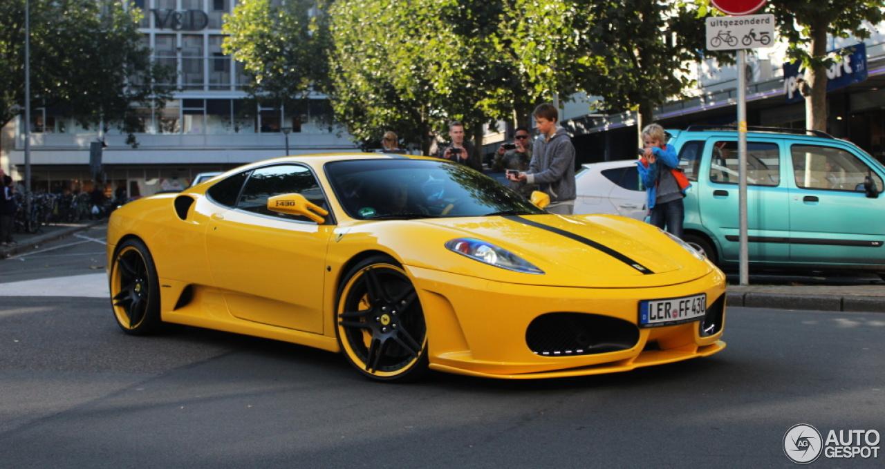 Photo Collection Cars Ferrari F430 Novitec