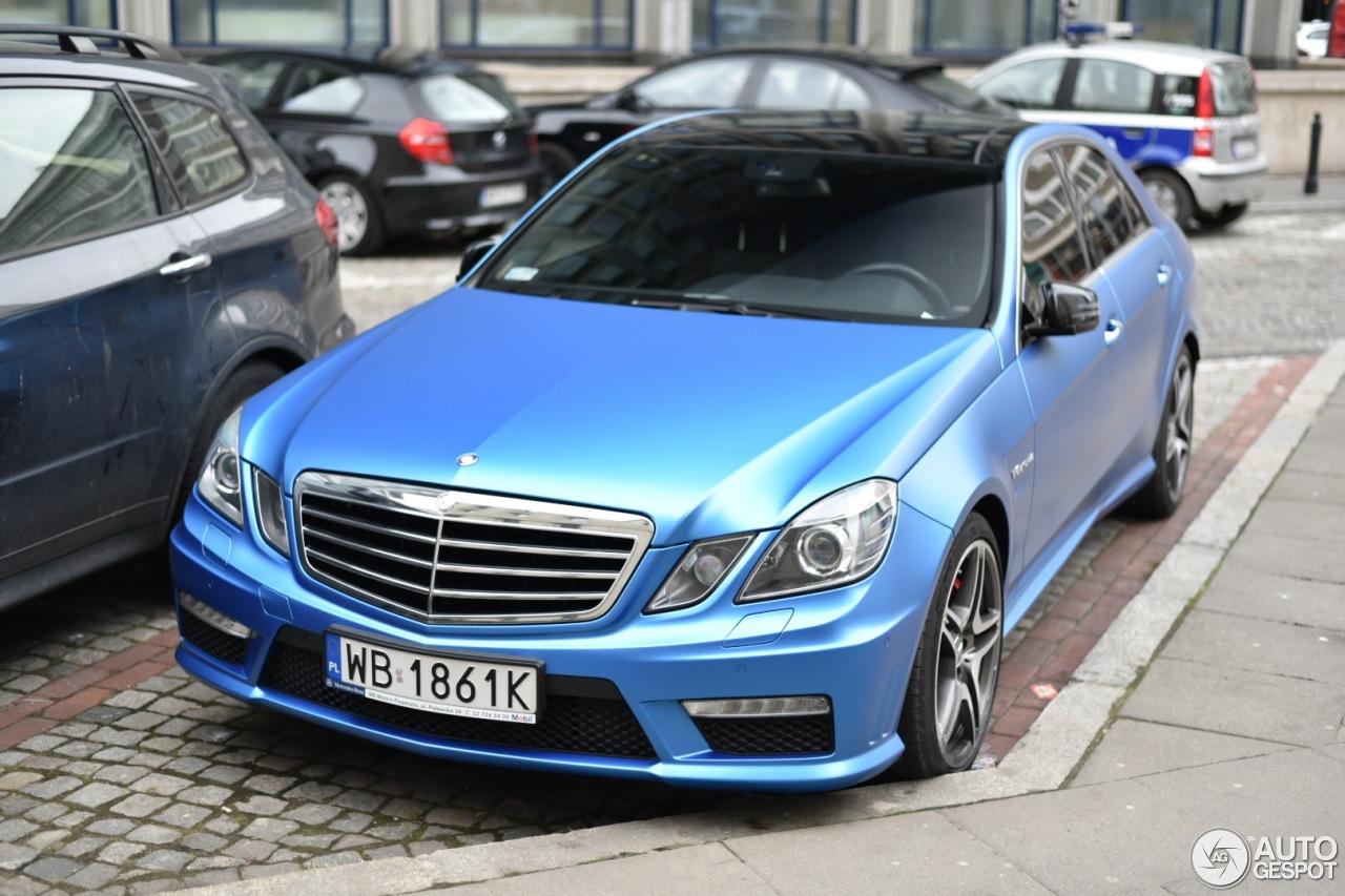 Mercedes benz e 63 amg w212 v8 biturbo 19 april 2016 for Mercedes benz v8 biturbo price