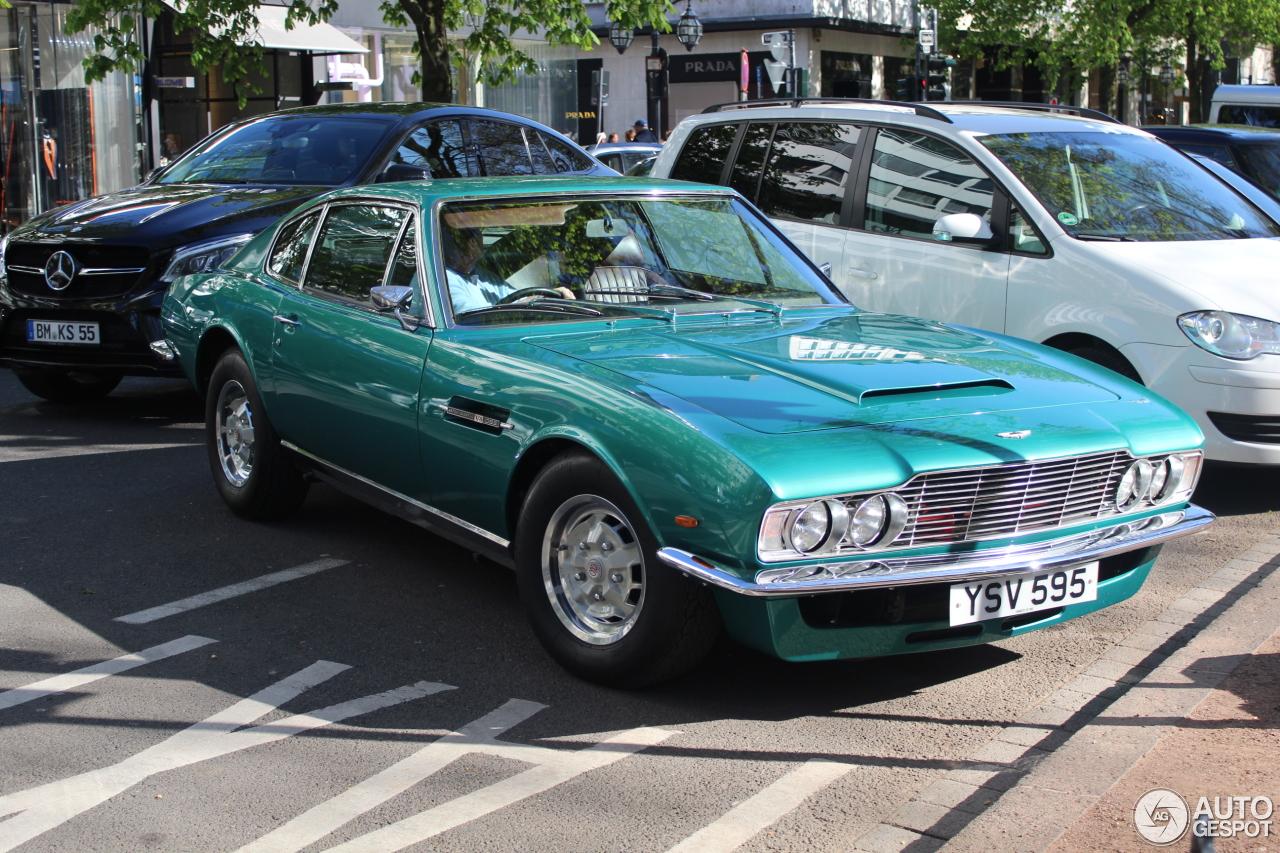 Aston Martin Dbs V8 1969 1972 20 April 2016 Autogespot