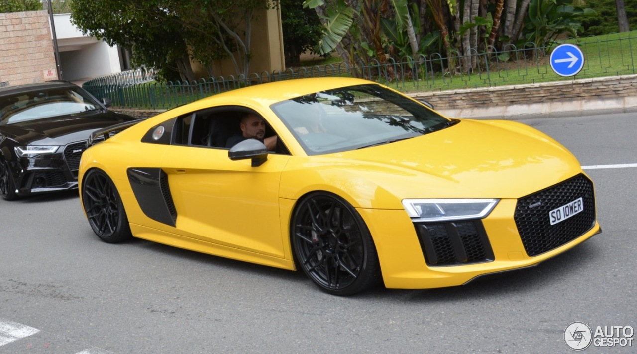 Audi R8 V10 Plus 2015 20 April 2016 Autogespot