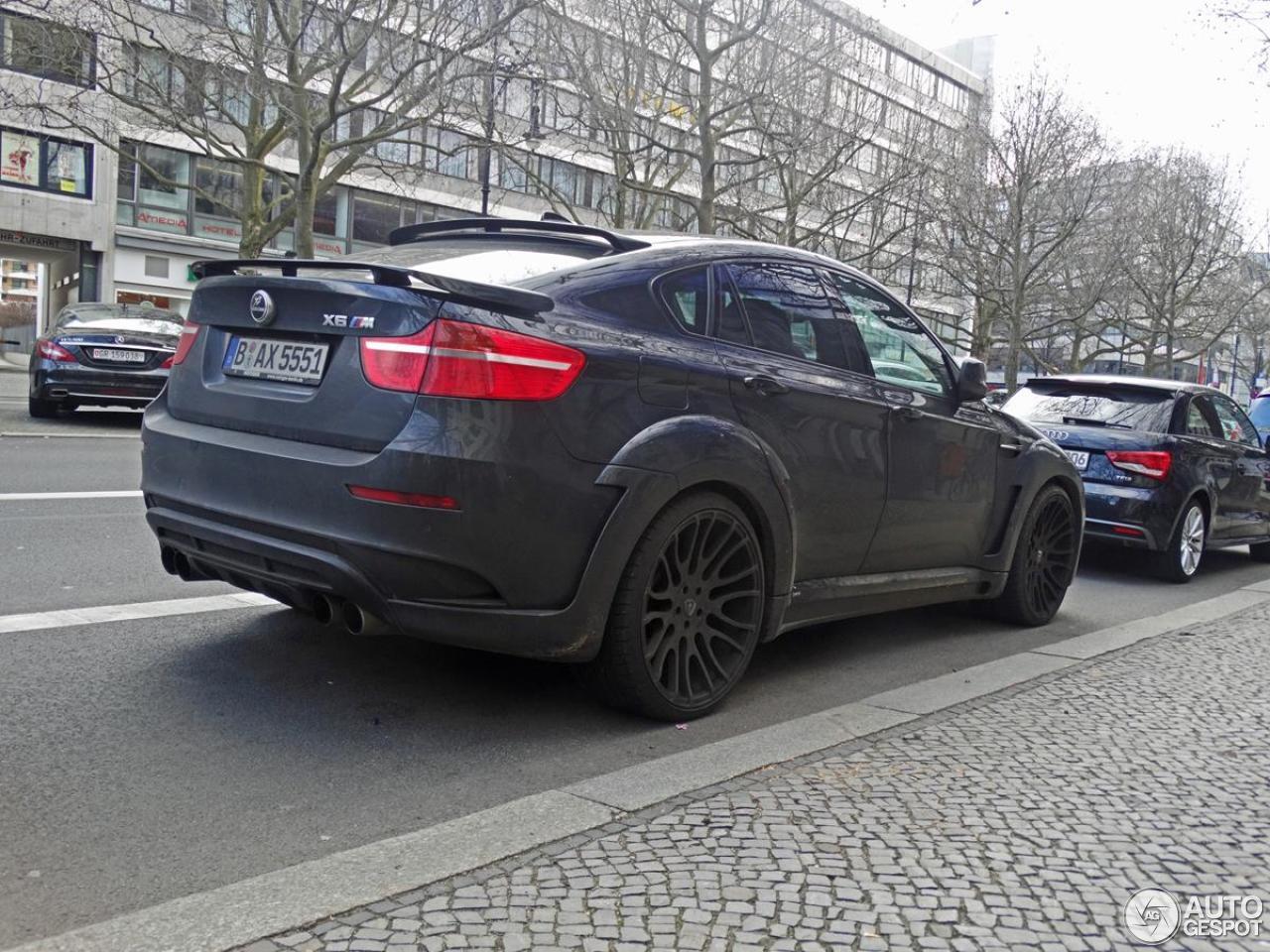 Bmw Hamann Tycoon Evo M 20 April 2016 Autogespot