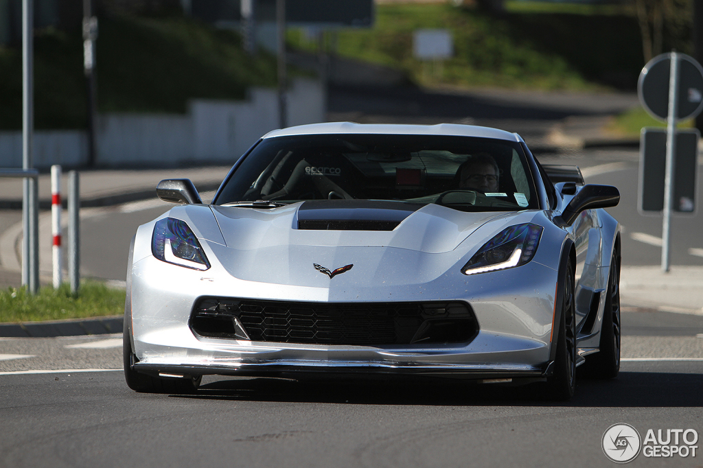 It'll easily be the slowest of the Corvette lineup in a straightline but it should be the best to drive.