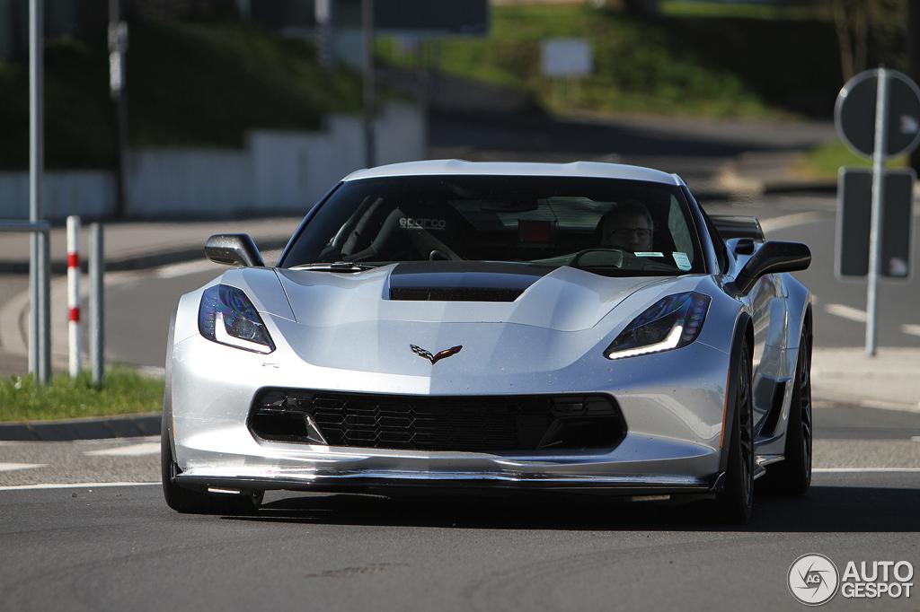 Chevrolet Corvette C7 Grand Sport 20 April 2016 Autogespot