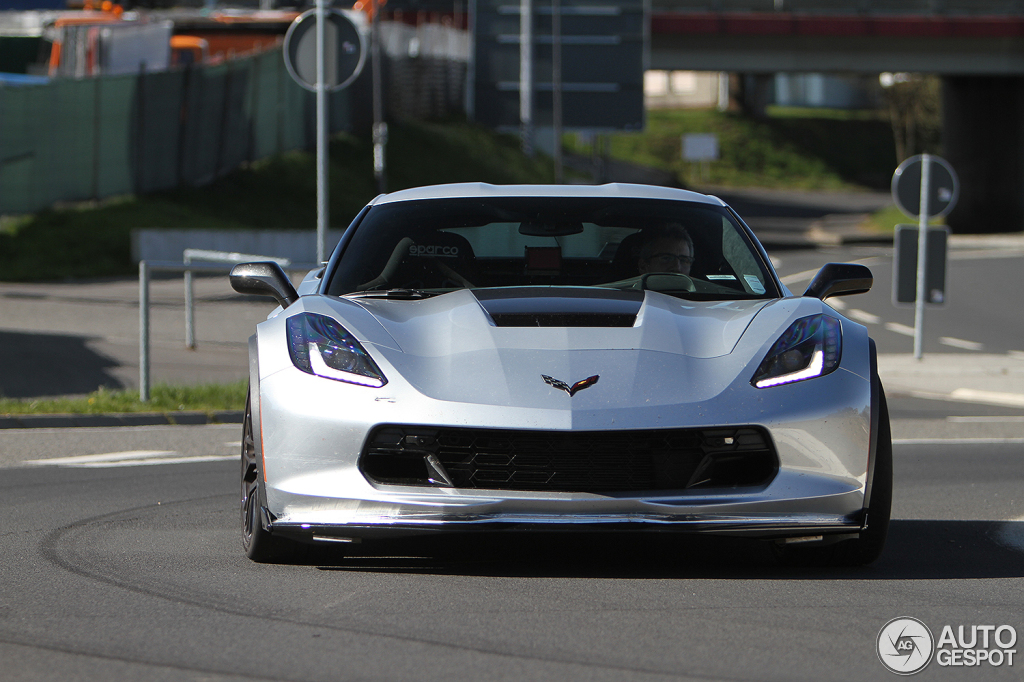2005 Corvette For Sale >> Chevrolet Corvette C7 Grand Sport - 20 April 2016 - Autogespot