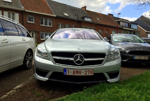 Mercedes-Benz CL 63 AMG C216 2011