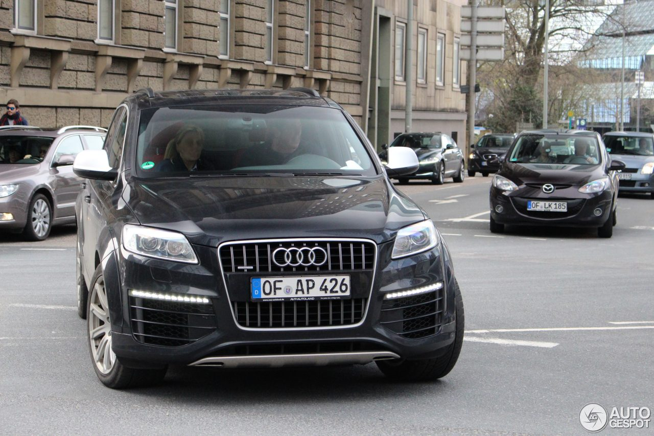 audi q7 v12 tdi 22 april 2016 autogespot. Black Bedroom Furniture Sets. Home Design Ideas
