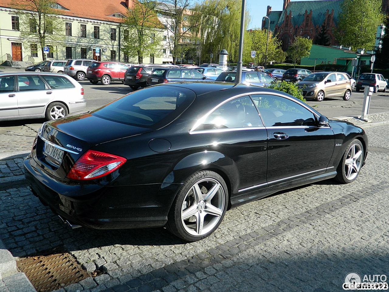 Mercedes benz cl 63 amg c216 22 april 2016 autogespot for Mercedes benz cl 63 amg price
