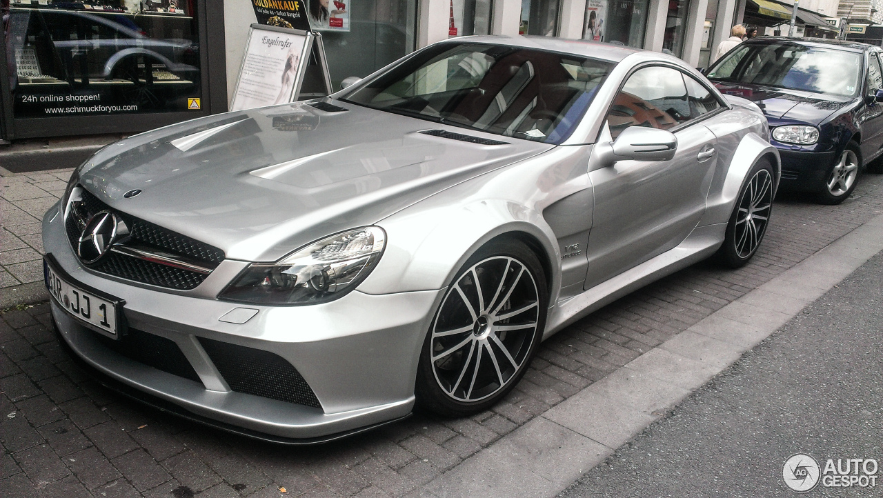 Mercedes benz sl 65 amg black series 22 april 2016 for Mercedes benz sl65 amg black series for sale