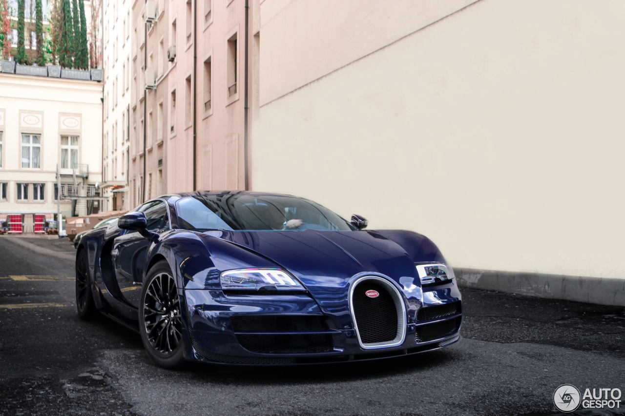 bugatti veyron super sport blue chrome. Black Bedroom Furniture Sets. Home Design Ideas