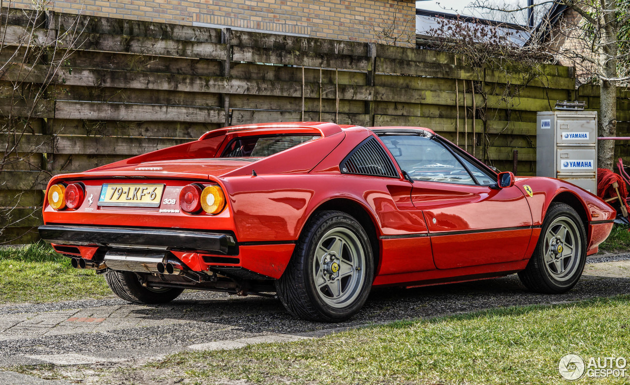 ferrari 308 gtb quattrovalvole 23 april 2016 autogespot. Black Bedroom Furniture Sets. Home Design Ideas