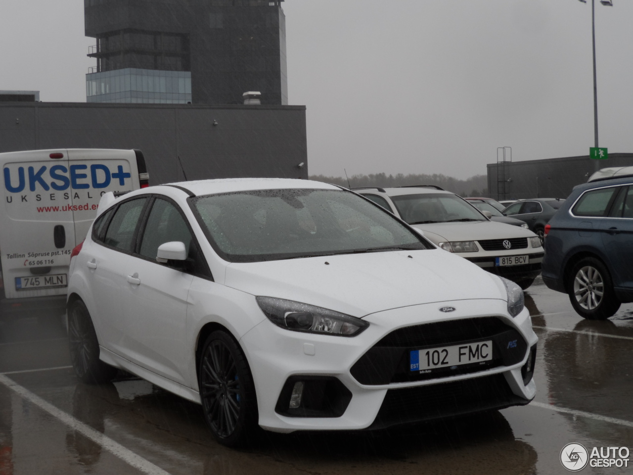 3 I Ford Focus RS 2015
