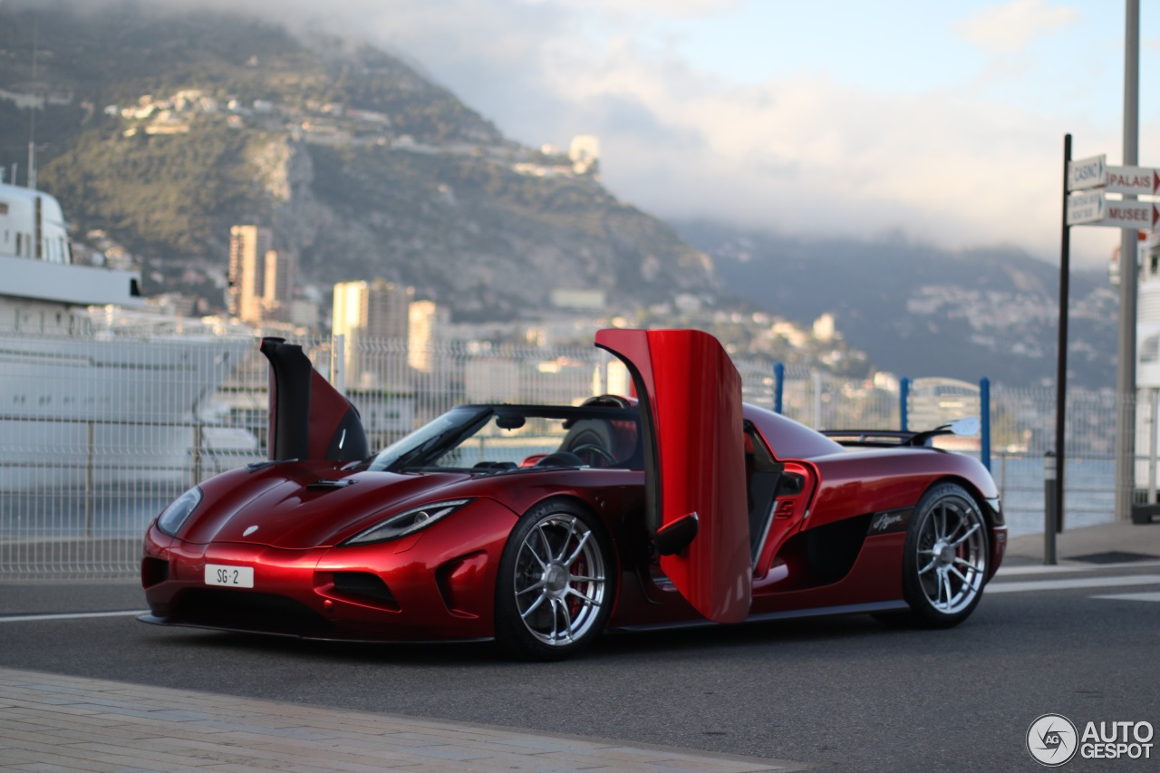 Koenigsegg Agera R 25 April 2016 Autogespot