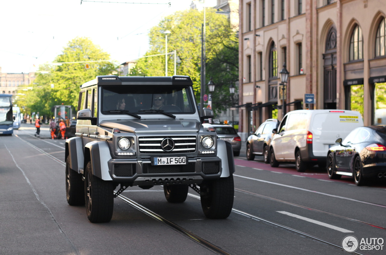 Mercedes benz g 500 4x4 25 april 2016 autogespot for Mercedes benz g 500