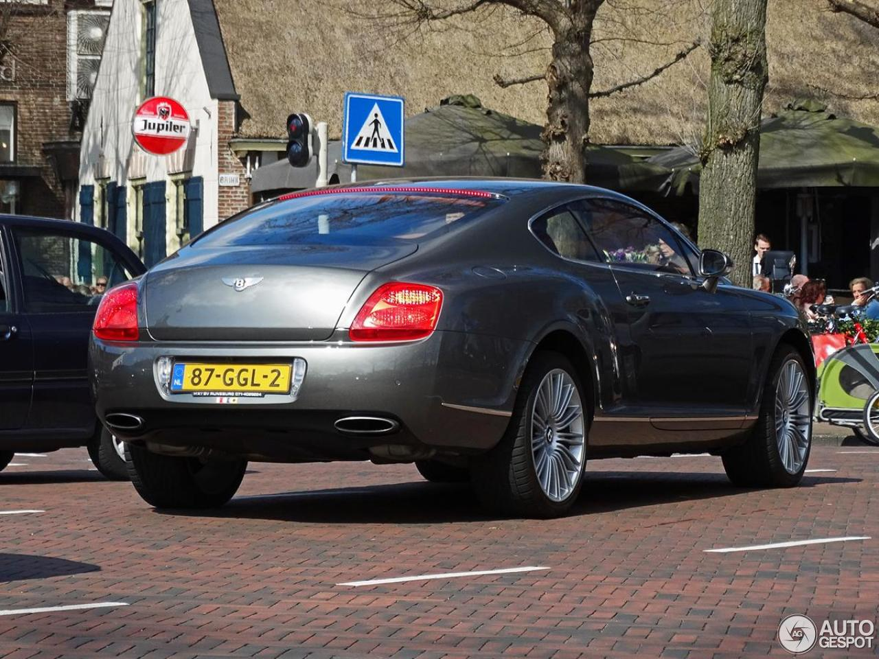 bentley continental gt speed 26 april 2016 autogespot. Cars Review. Best American Auto & Cars Review