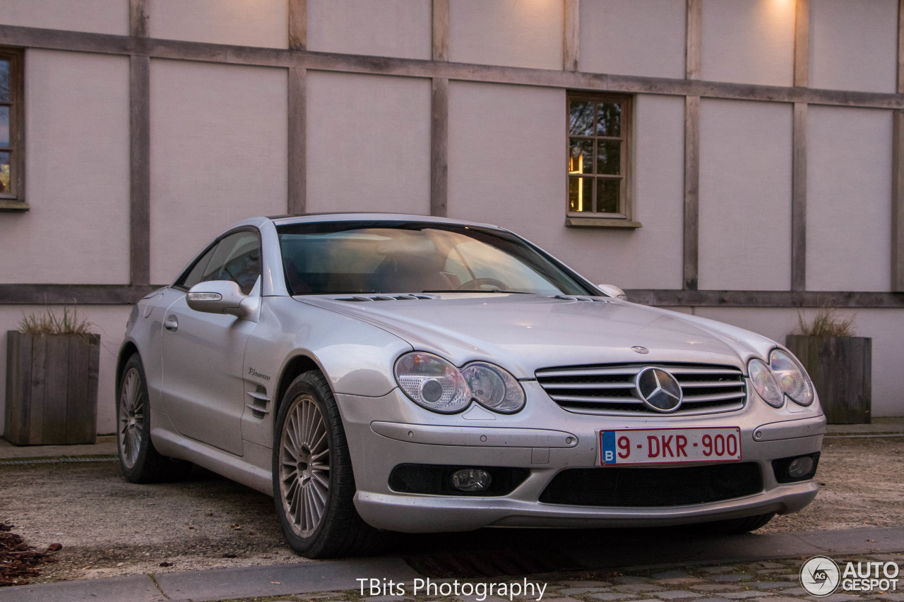 Mercedes benz sl 55 amg r230 26 april 2016 autogespot for Mercedes benz sl r230