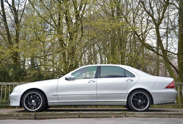 Mercedes-Benz Brabus S B11
