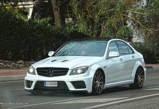 Mercedes-Benz Prior Design Androsch Edition C 63 AMG