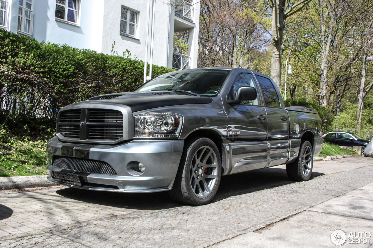 dodge ram srt 10 quad cab 27 april 2016 autogespot. Black Bedroom Furniture Sets. Home Design Ideas