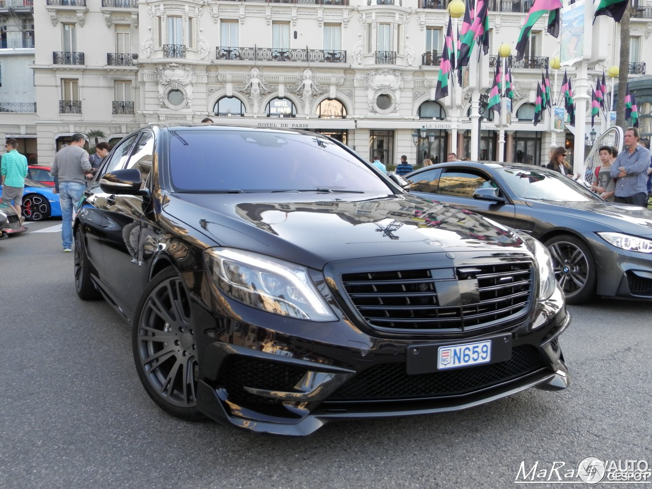 Mercedes benz brabus s b63 650 v222 27 april 2016 for Mercedes benz 650