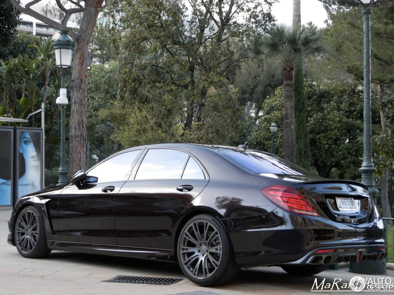 Mercedes benz brabus s b63 650 v222 27 april 2016 for Mercedes benz brabus price