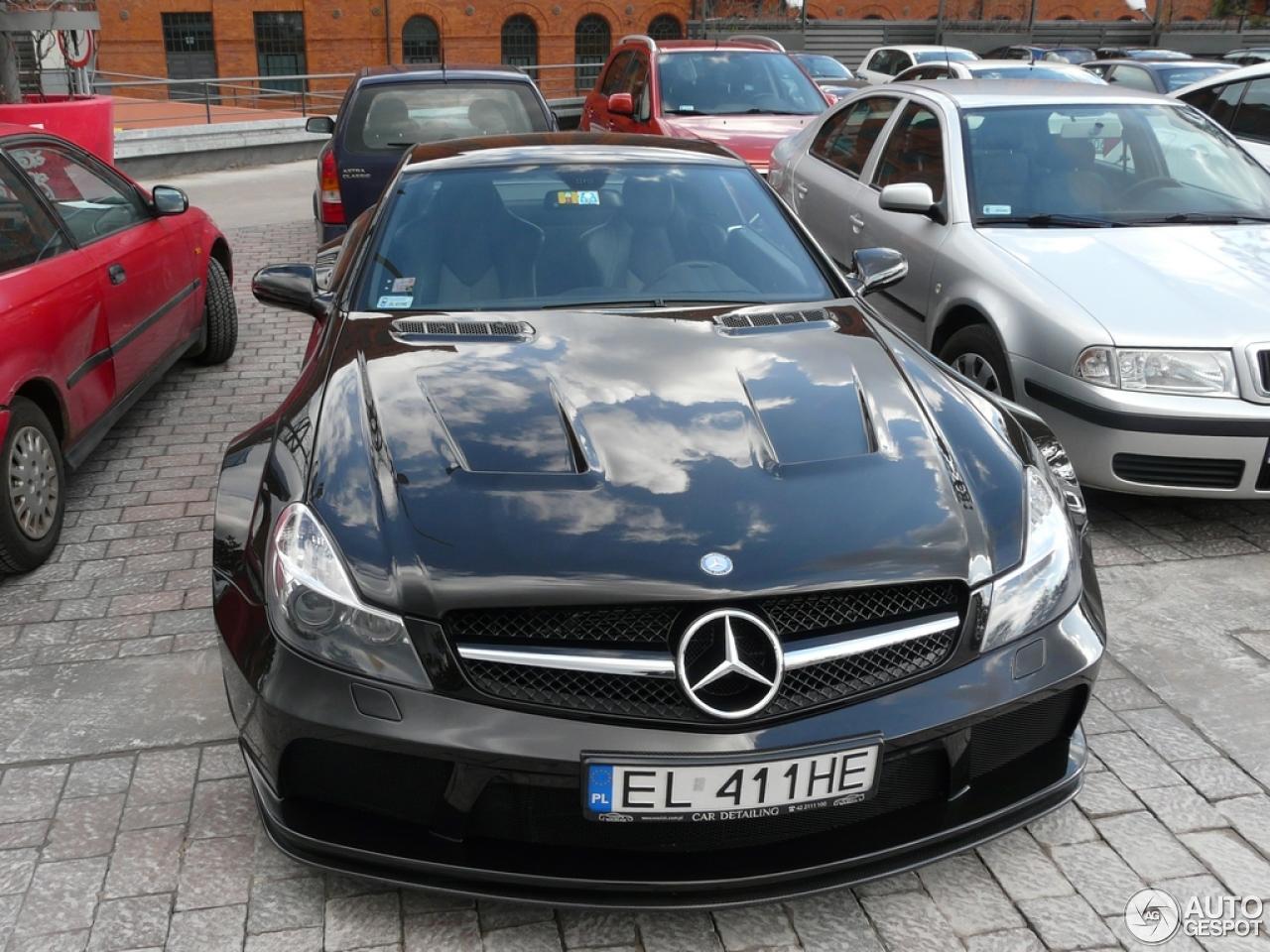 Mercedes benz sl 65 amg black series 27 april 2016 for Mercedes benz 5 series