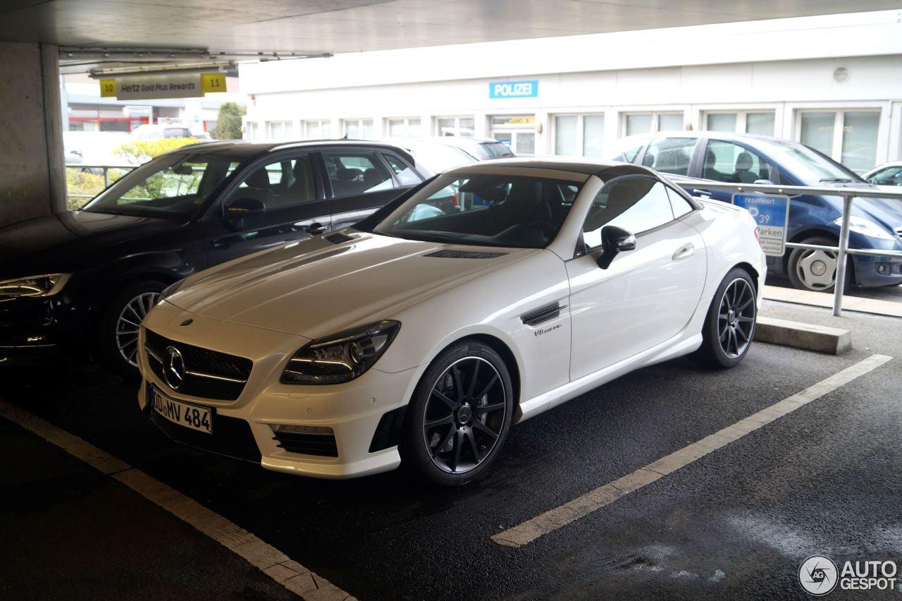Mercedes benz slk 55 amg r172 27 avril 2016 autogespot for 2016 amg slk55 mercedes benz