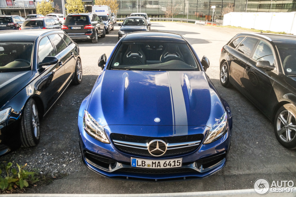 C63 S Amg Edition 1 Coupe Silver Or Blue Mbworld Org Forums