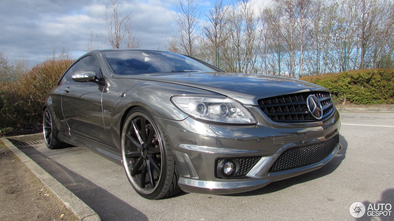mercedes benz cl 63 amg c216 28 april 2016 autogespot. Black Bedroom Furniture Sets. Home Design Ideas