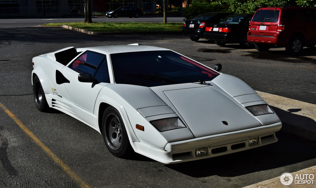 Lamborghini Countach 5000 Quattrovalvole 29 April 2016