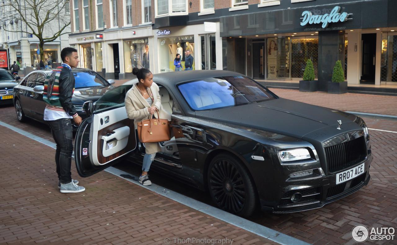 Rolls Royce Mansory Wraith 1 Mai 2016 Autogespot