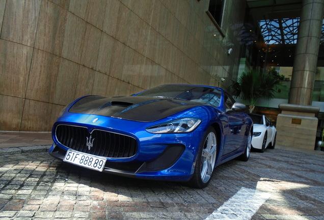 Maserati GranTurismo MC Stradale 2013